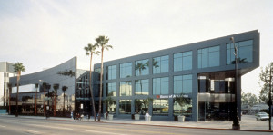 BMG Regional Headquarters Bank of America Building, Beverly Hill